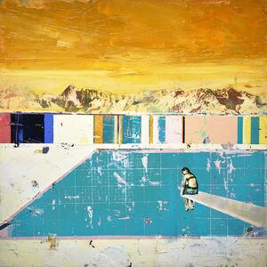 Dan Parry Jones, 'On the Diving Board', 2019