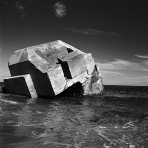 Jane and Louise Wilson, 'Casemate H667 (from the 'Sealander' series)', 2006