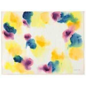 Gershon Iskowitz, 'Untitled (Lemon Mist)', 1977