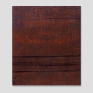 Sidival Fila, 'METAFORA CORTEN 3002', 2012