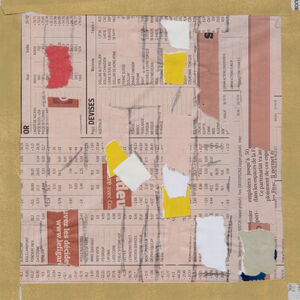 Jean-Michel Coulon, 'Collage 138', ca. 2012–14