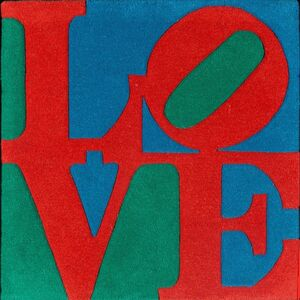 Robert Indiana, 'Classic LOVE', ca. 2005