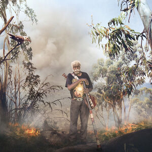 Anne Zahalka, 'Elder, Gnarnayarrahe Waitairie of Roebourne, Western Australia in the region of New South Wales', 2019