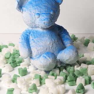 Cracked Bear
