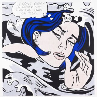 Drowning Girl