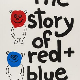 The Story of Red and Blue