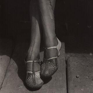 Mended Stockings