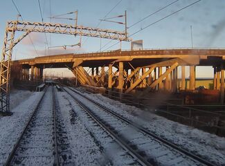 Film at Art16: Of Time and the Railway