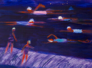 Market Brief: Demand for Katherine Bradford's Luminous Paintings Builds