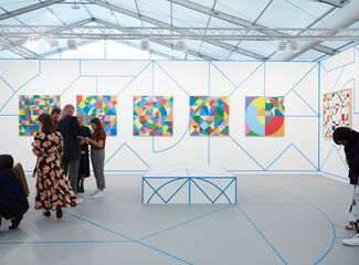 The Latest from London's Frieze Week