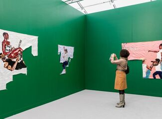10 Artists to Watch at Frieze London, 1:54, and Sunday