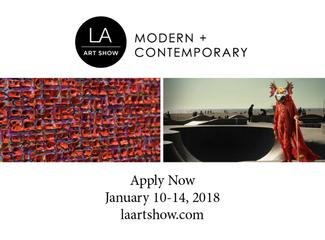 Apply to the 2018 LA Art Show