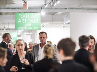 Dallas Art Fair Announces 2017 Exhibitors