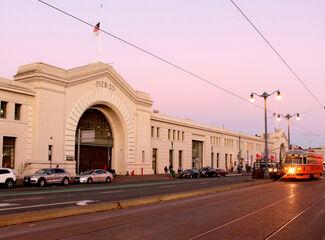 Untitled Art, San Francisco Announces Pier 35 as New Venue for 2019 Edition