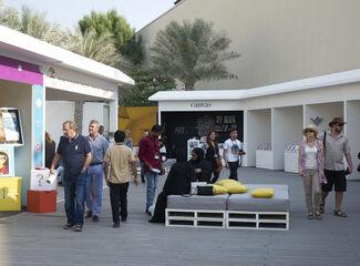 Abdullah bin Zayed Opens Abu Dhabi Art 2016