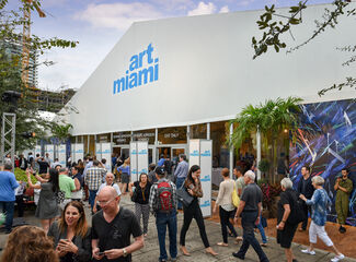 Events & Exhibitions at Art Miami 2017