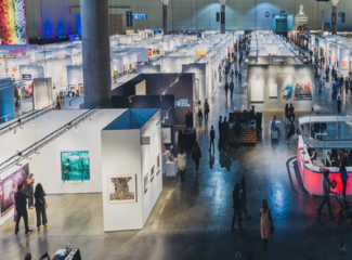 LA Art Show Returns In-Person with a Summer Edition to Reignite the Art Lover in All of Us