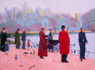 London Art Fair Partners with Southampton City Art Gallery to Bring their 'Designated' Collection to the Capital