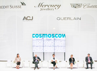 Cosmoscow International Contemporary Art Fair Announces Dates, Venue, and Programming for 2016 Edition