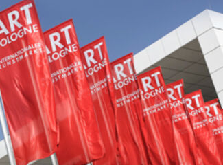 ART COLOGNE Premieres Large-scale Installation