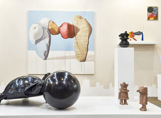 Risk-Taking Belgian Collectors Make for Booming Art Brussels
