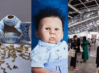 The Artists Everyone Was Talking about during Art Basel in Hong Kong