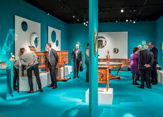 [**TEFAF Maastricht   Fair Impressions 2018**](https://www.artsy.net/article/tefaf-tefaf-maastricht-fair-impressions-2018)
