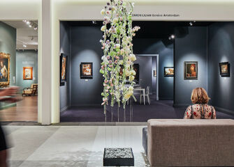 [**The TEFAF Art Symposium**](https://www.artsy.net/article/tefaf-tefaf-art-market-report-chinese-art-market-launched-tefaf-maastricht-2019)