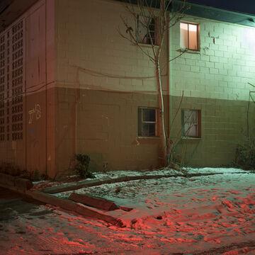 Homes at Night