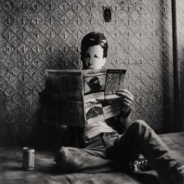 Arthur Rimbaud in New York