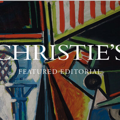 Christie's Spring Auctions 2015