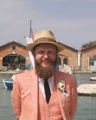 All Aboard with Ragnar Kjartansson's Traveling Band of Brass