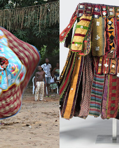 A Museum's Quest to Find a Looted Yorùbá Costume's Original Owners