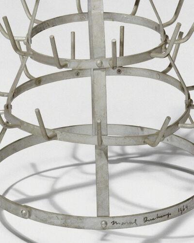#4: Marcel Duchamp's Bottle Rack (1914)