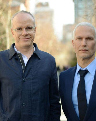 Hans Ulrich Obrist & Klaus Biesenbach in Conversation