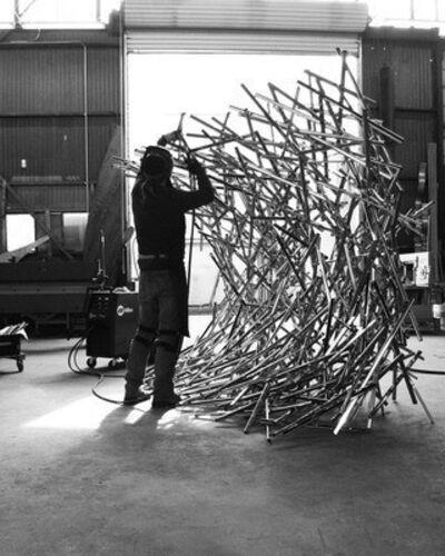 Reading Between the Lines with Sculptor Matt Devine