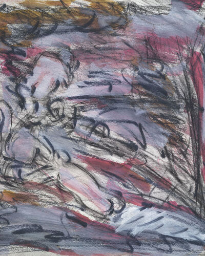 At Frieze Masters, Leon Kossoff's Drawings Pay Homage to Goya, Cézanne, and More