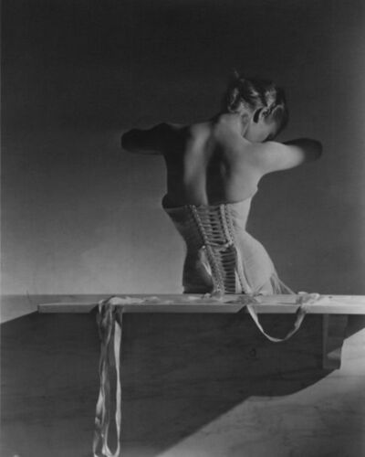 Horst P. Horst Recalls His First Nude, and Nearly Nude, Shoots