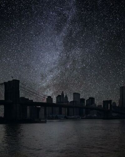 Interview: Thierry Cohen on His Starry Night Skies
