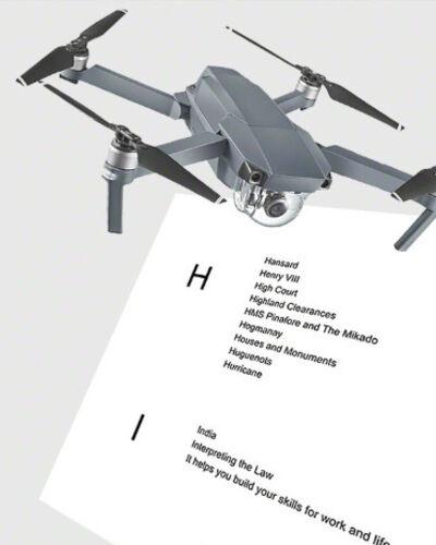 The Little Book of Answers (Drone Britannia)