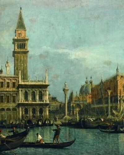 Venice in Ten Artworks
