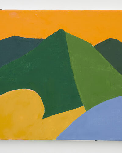 With a New Series at White Cube, Etel Adnan Reflects on the Origins of Her Art