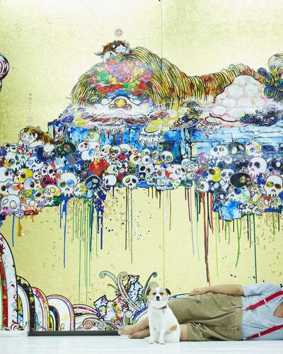 Murakami Misinterprets History in a Psychedelic Sprawl