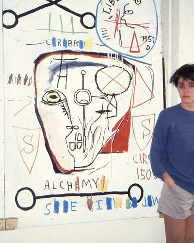 Basquiat's Ex-Lover Unspools an Intimate Archive