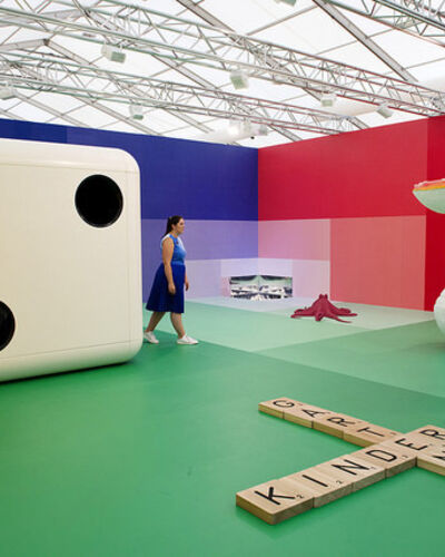Disruption at Play: Frieze Art Fair Becomes the World's Stage
