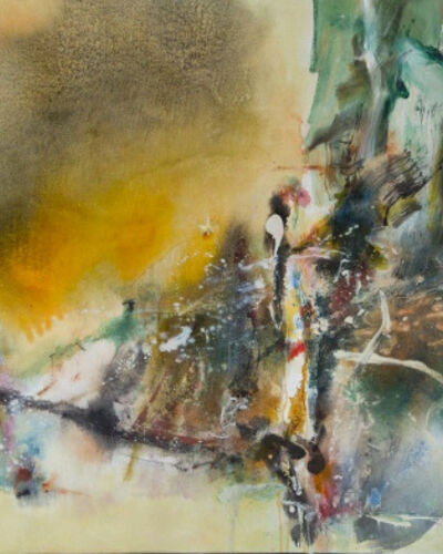 Opening Reception | HANGING CURTAIN & Gathering Paces Forming Traces