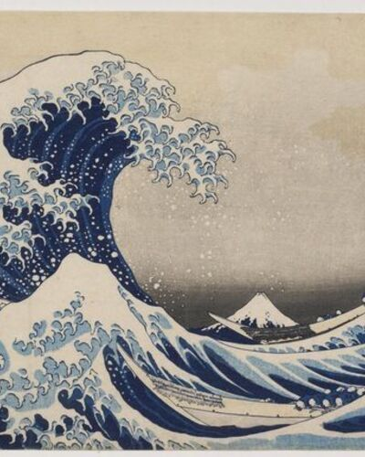 East to West: Katsushika Hokusai and Félix Bracquemond