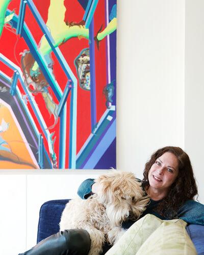 Carole Server & Oliver Frankel