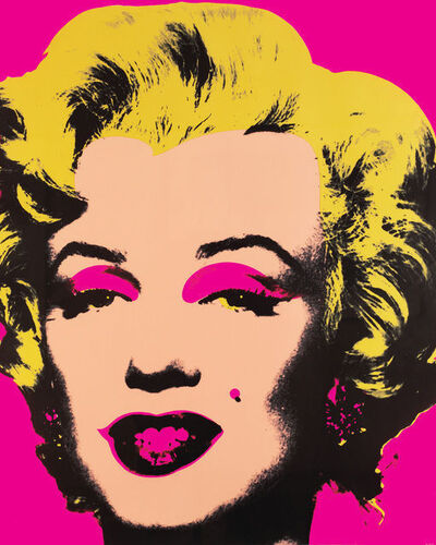 Marilyn Monroe, the Pop Art Muse