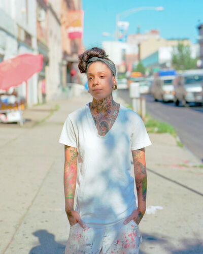 Claire Oliver: 125th - Time in Harlem